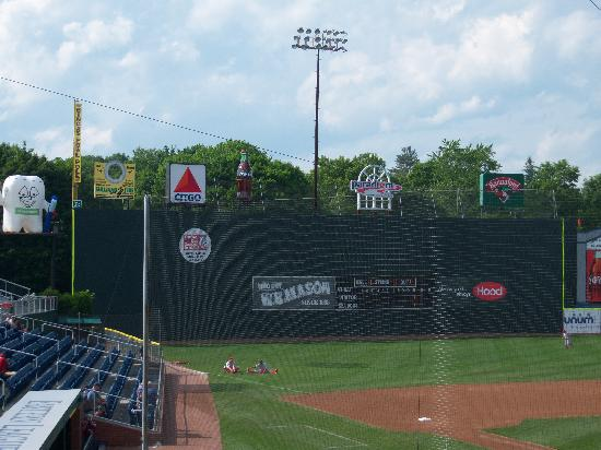 Hadlock Field: Sox Tribute