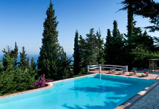 Idilli Villas Lefkada: Beautiful view