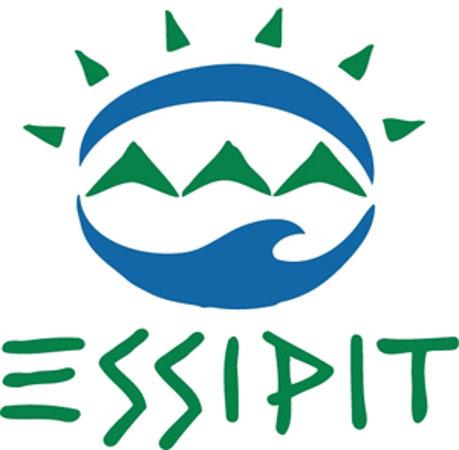 Grandes-Bergeronnes, Canada : Logo Essipit
