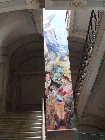 Pinacoteca Civica di Ascoli Piceno : 市立絵画館入口