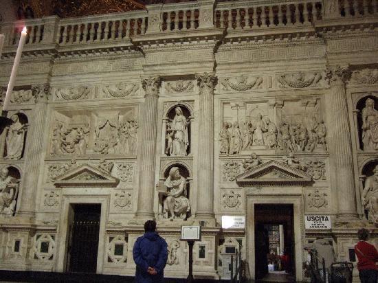 Loreto, Italie : 聖なる家