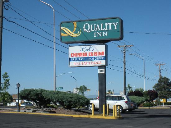 Quality Inn Santa Fe: Quality Inn