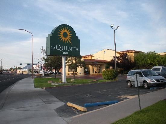 Motel 6 Albuquerque - I-40 - San Mateo : La Quinta Inn