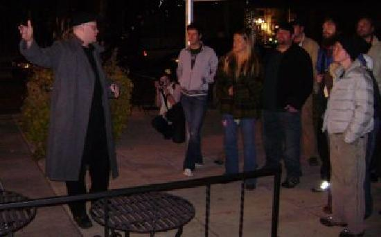 Haunted Asheville Ghost Tour