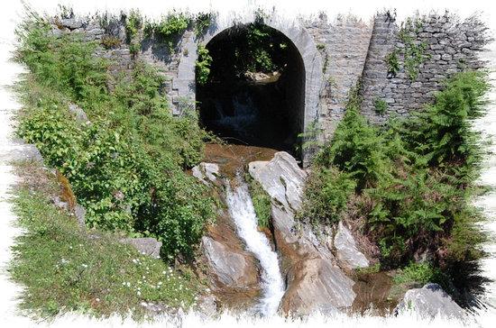 Corsica, فرنسا: Route de Cervione à Santa Lucia de Moriani