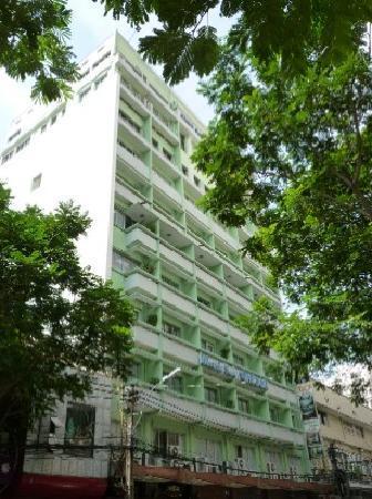 Saigon Hotel: ホテル外観