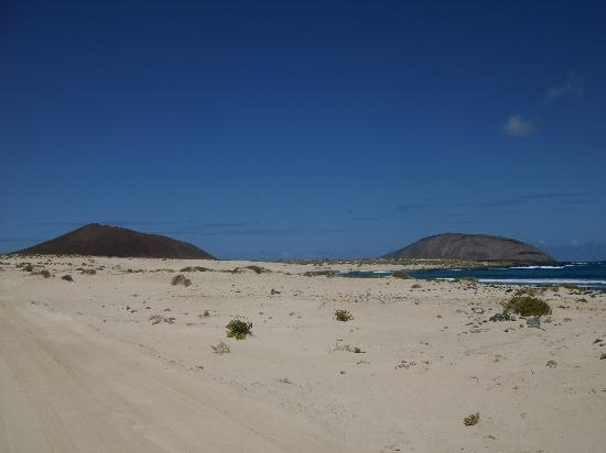 Isla de Graciosa, Spain: Playa en el norte de la isla