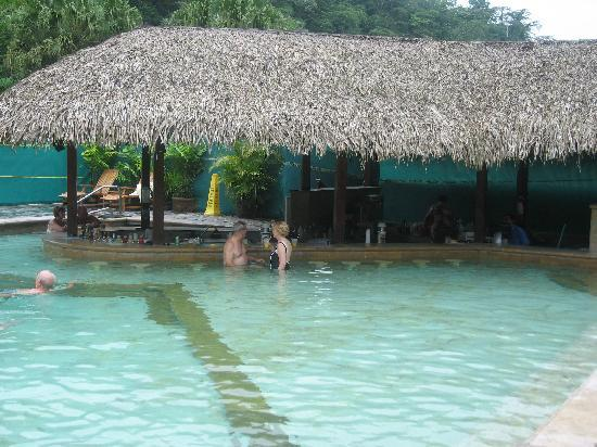 La Fortuna de San Carlos, Kosta Rika: Pool Tabocon Hot Springs