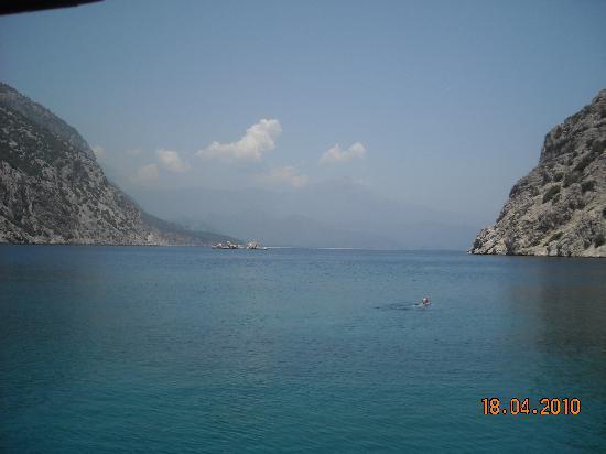 Anatolia Resort Hotel: Bay nr Cirali