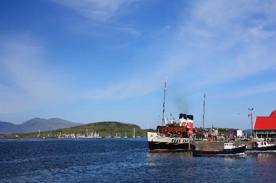 Raniven Guest House: Waverly, North Pier Oban