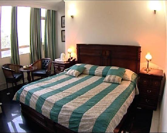 Hotel Ajanta: Deluxe Room