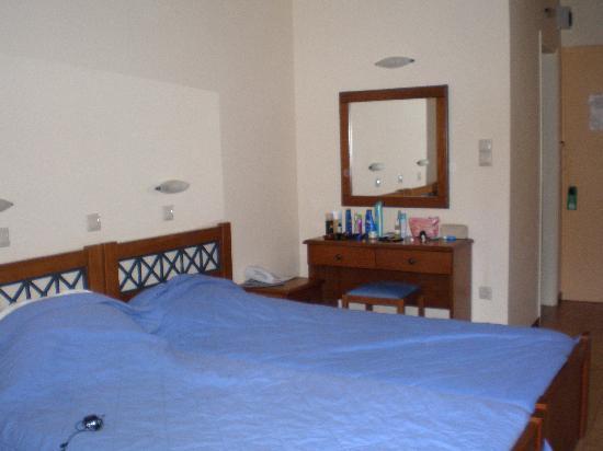 Lefktron Hotel: room