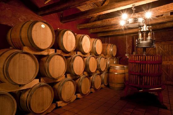 Fraai Uitzicht 1798: Welcome to the Historic Wine Cellar