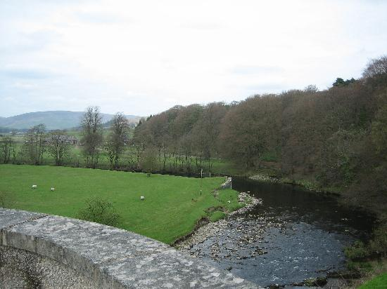 Whitewell, UK: View from Room 20