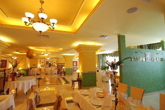 Ploiesti, Romania: Hotel Central - restaurant