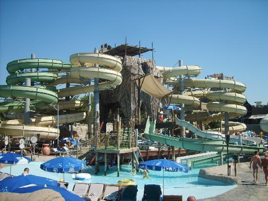 Rixos Premium Belek: Wasserpark