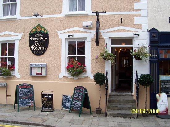 Pen Y Bryn Tea Rooms Conwy