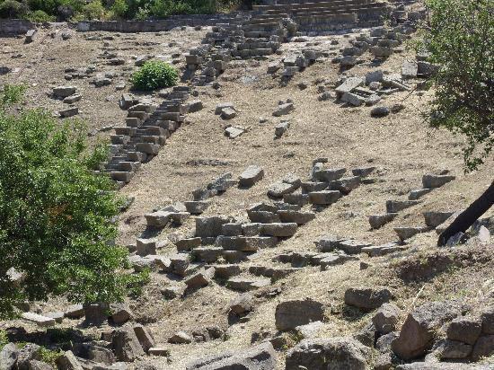 Cesme, Tyrkia: Ildir ruins