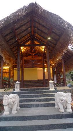 Sakleshpur, India: Entrance to Lobby