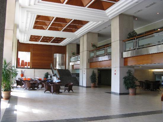 Hotel Intur Orange : hall