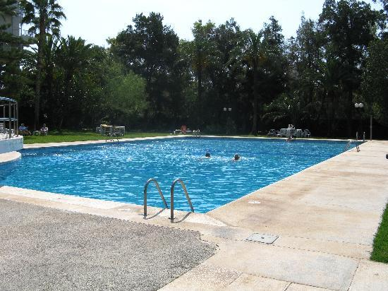 Hotel Intur Orange : piscine la plus grande autre vue