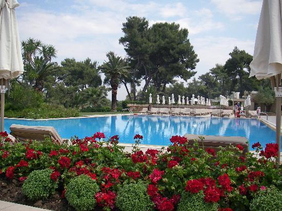 Sani Beach Club: Big Pool