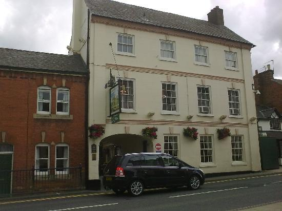 Greyhound Coaching Inn