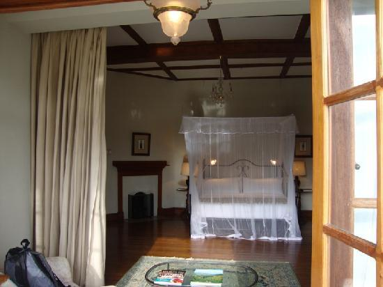 Ceylon Tea Trails: Suite at Tiensin Bungalow
