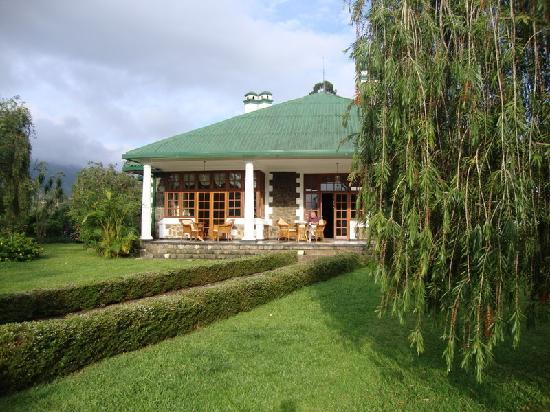 Ceylon Tea Trails: Tiensin Bungalow