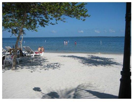 Playa Sand Bay : Playa Arena Blanca