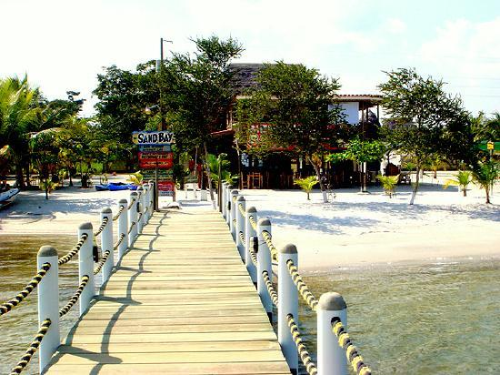 Izabal, Guatemala: Muelle SanBay