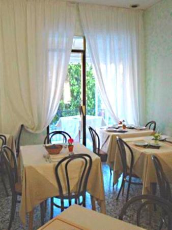 Hotel Rubino: Ristorante