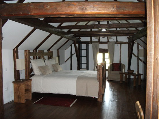 Skofja Loka, Slovenia: One of the lovely rooms ~ well done both!