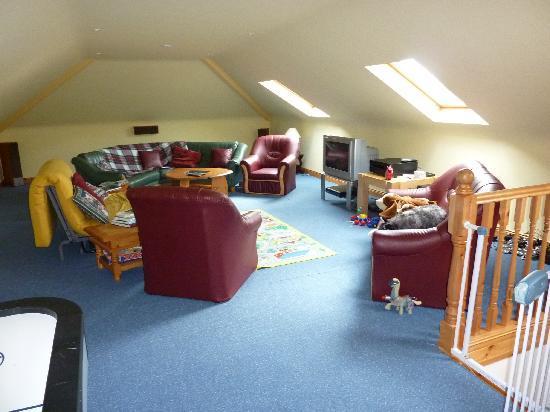 Monasteraden, Irlandia: Family Friendly Guest Room