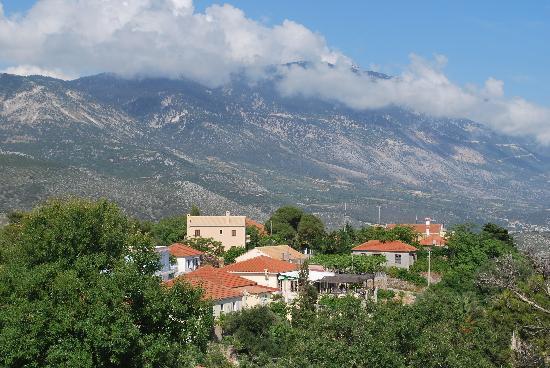 Hotel Lara: Fort st george near Lourdas