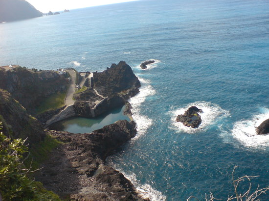 Santana, Portugalia: SES PISCINES NATURELLES