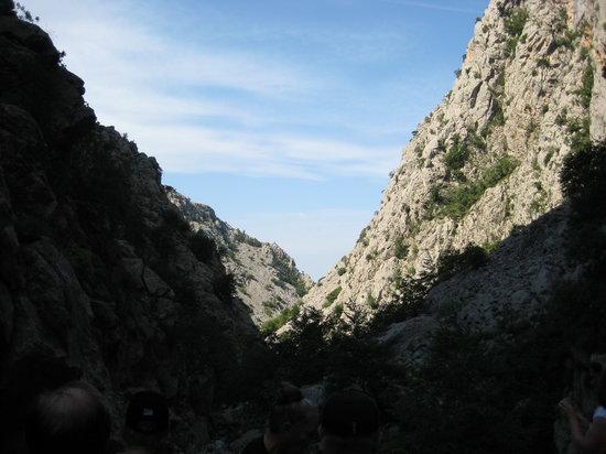 Zadar, Kroatien: maja paklenica