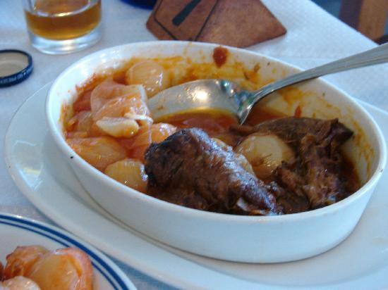 Restaurant Bacchos: Stifado