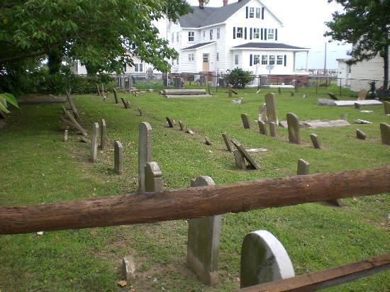 Tangier Island: Oldest Graveyard