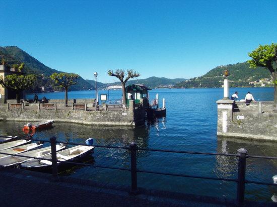 Torno harbour