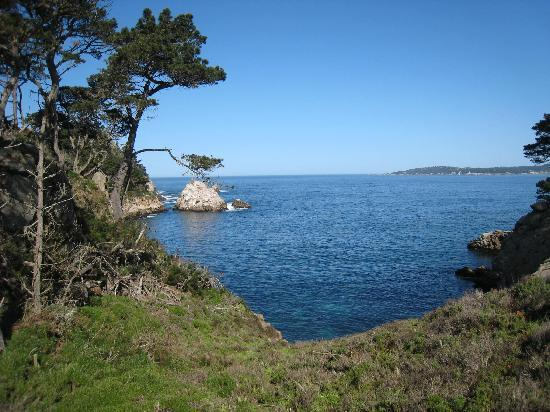 Old Monterey Inn: The beauty of the Monterey Bay
