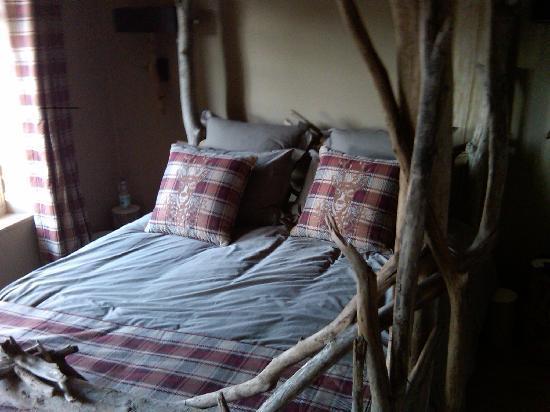 Hotel Du Grand Cerf : Rustic Room