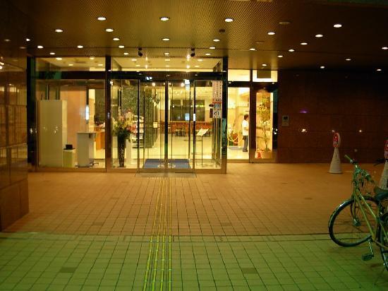Toyoko Inn Ikebukuro Kita-guchi 2 : Hotel entrance