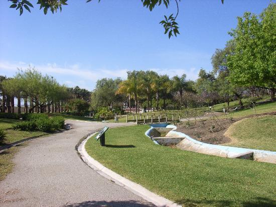 Pension Colonia: Parque de las americas de Motril