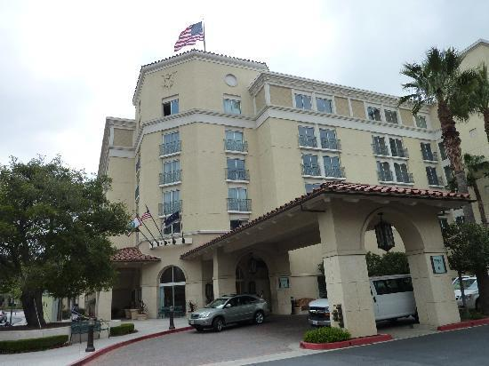 Hyatt Regency Valencia Hotel Von Außen