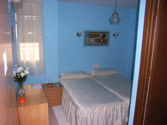 Pension Colonia: Habitacion doble