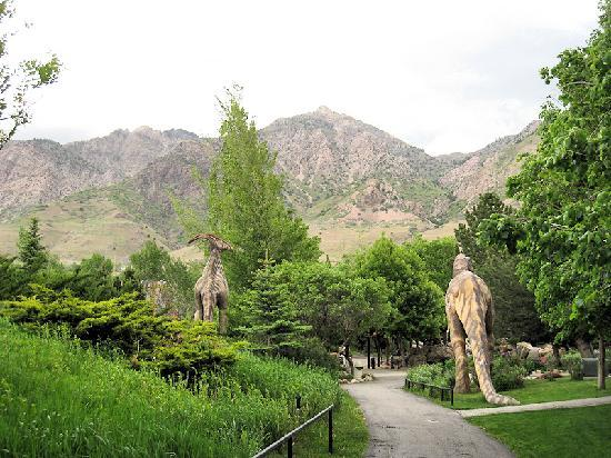 Ogden, UT: Grounds