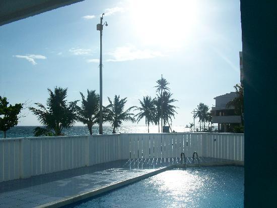 Hotel Bahia Sardina: Piscina