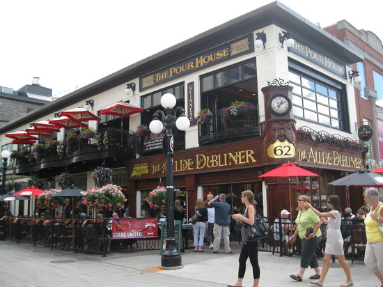 Marvelous Restaurant Exterior Picture Of Aulde Dubliner Pour House Download Free Architecture Designs Crovemadebymaigaardcom