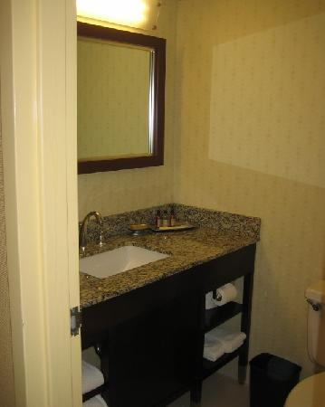 Nashville Airport Marriott: Bathroom